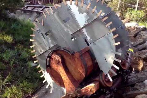 La machine qui vérifie que vous n'allez pas mourir à Disneyland