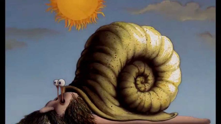 Le surplus d'animations de Terry Gilliam pour The Holy Grail
