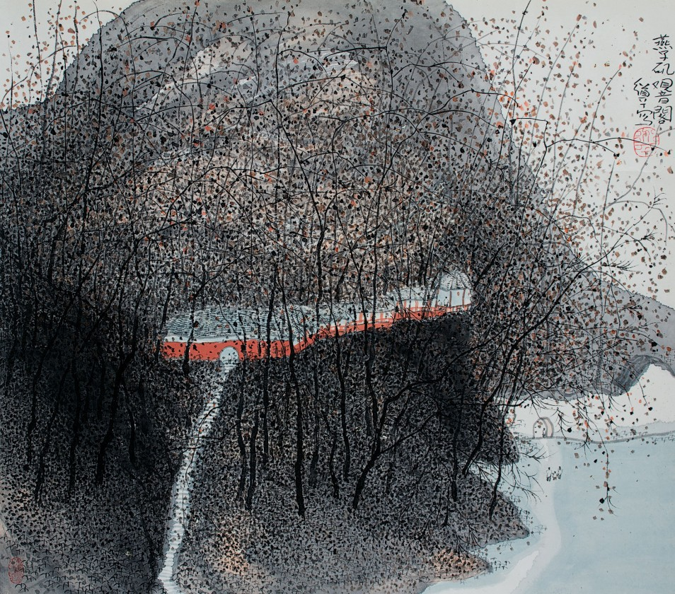 peinture-chine-paysage-Zhu-Daoping-01