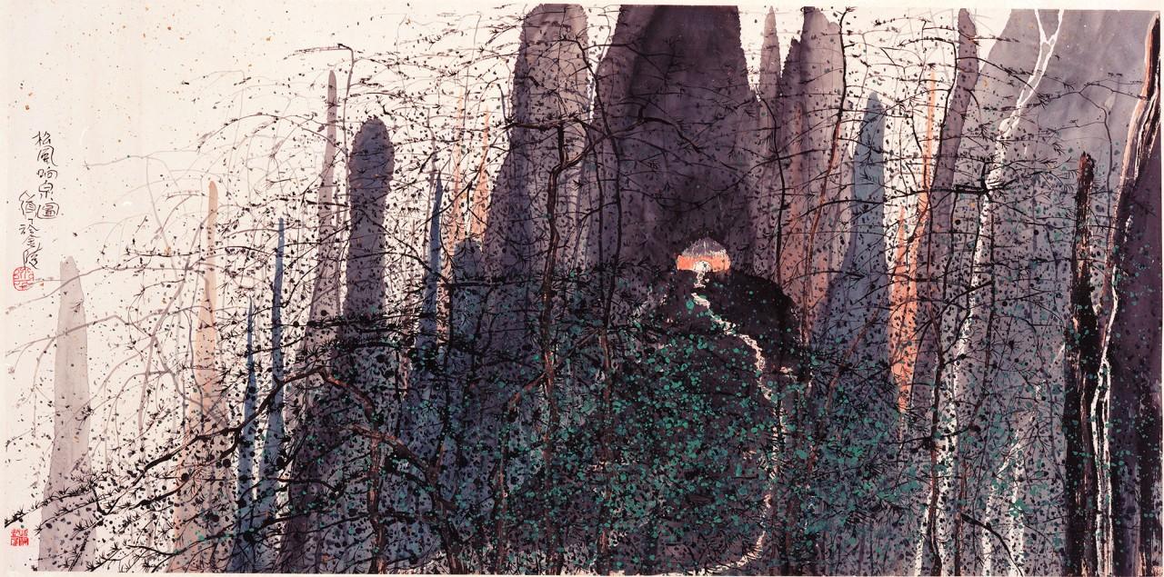 peinture-chine-paysage-Zhu-Daoping-07