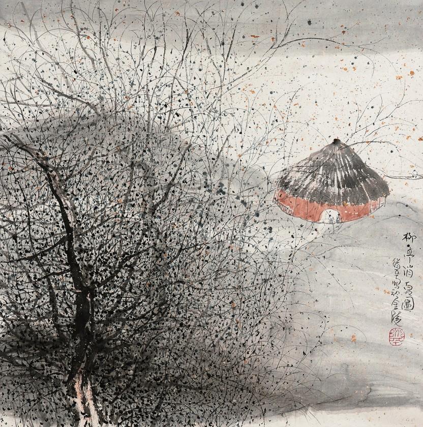 peinture-chine-paysage-Zhu-Daoping-12