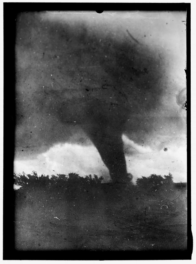 tornade-Oklahoma City - 1913