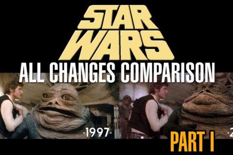 Toutes les modifications apportées à Star Wars au fil du temps