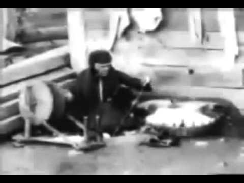 Une vidéo d'une femme née en 1791