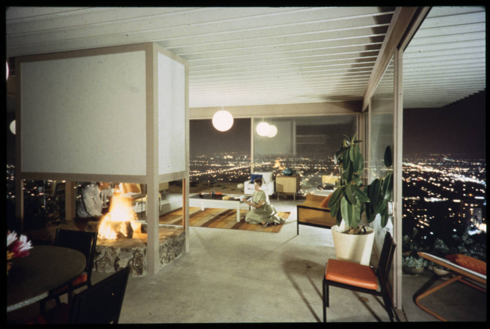 33-Stahl_residence_living_room_Los_Angeles_1960