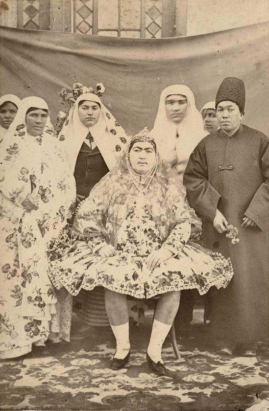 Anis-al-Dawla-Perse-shah-Naser-Al-Din--1870-1880