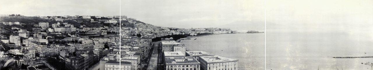 Baie de Naples - 1909