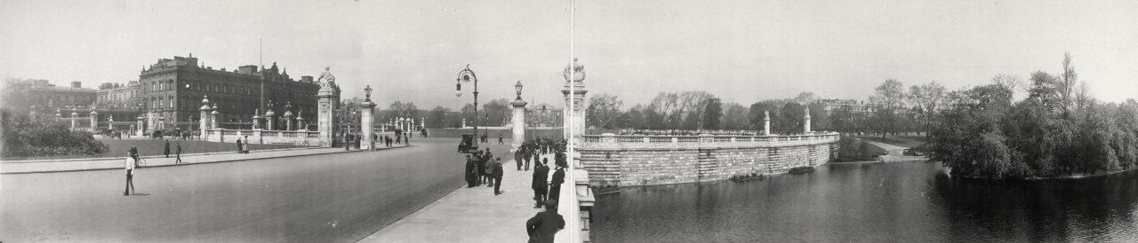 Buckingham Palace, Londres - 1909