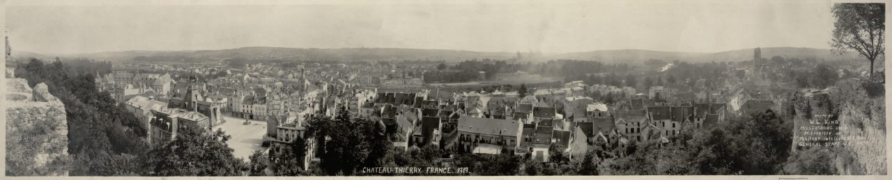 Chateau Thierry - 1919