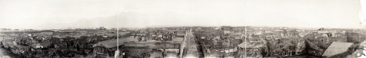 Pompéi - 1909