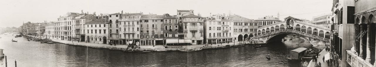 Grand Canal, Venise - 1909