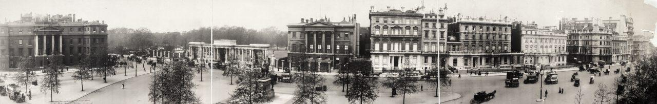 Hyde Park, Londres - 1909