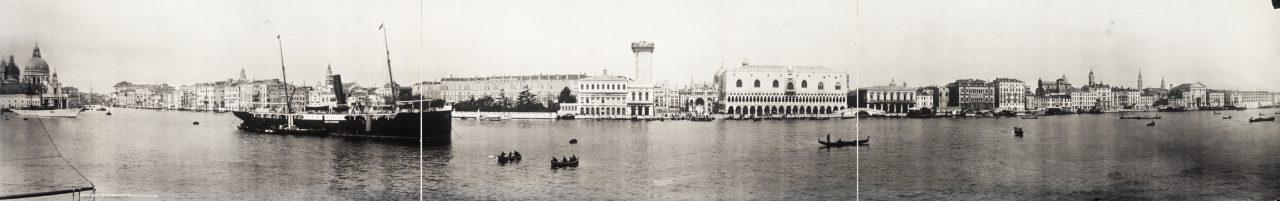 Lagon, Venise - 1909