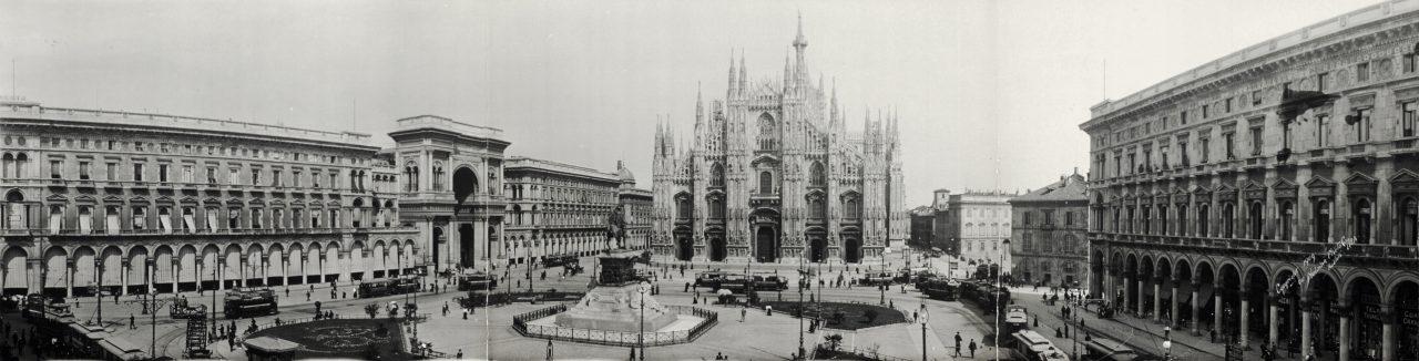 Cathédrale, Milan - 1909