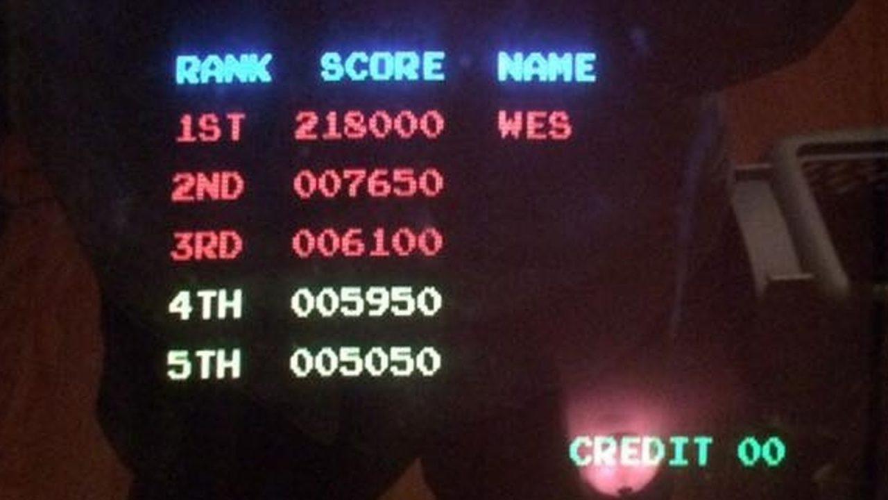 score-donkeykong