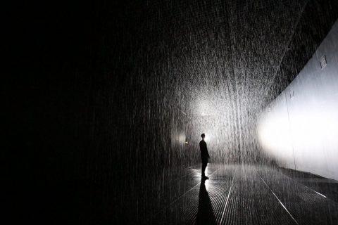 Sous la pluie sans se mouiller