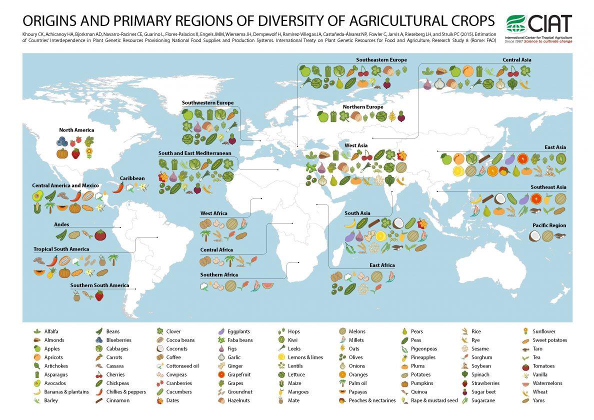 carte-origine-espece-fruit-legume-agriculture