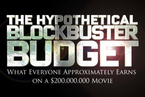 Combien tout le monde gagne sur un film à $200 000 000