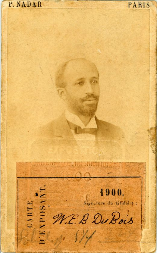b dubois e papers research w Du bois, w e b (23 february 1868–27 august 1963), african-american   school studies but contributed numerous articles to two regional newspapers, the .