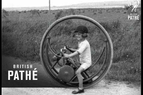 La mono-roue motorisée pour enfant