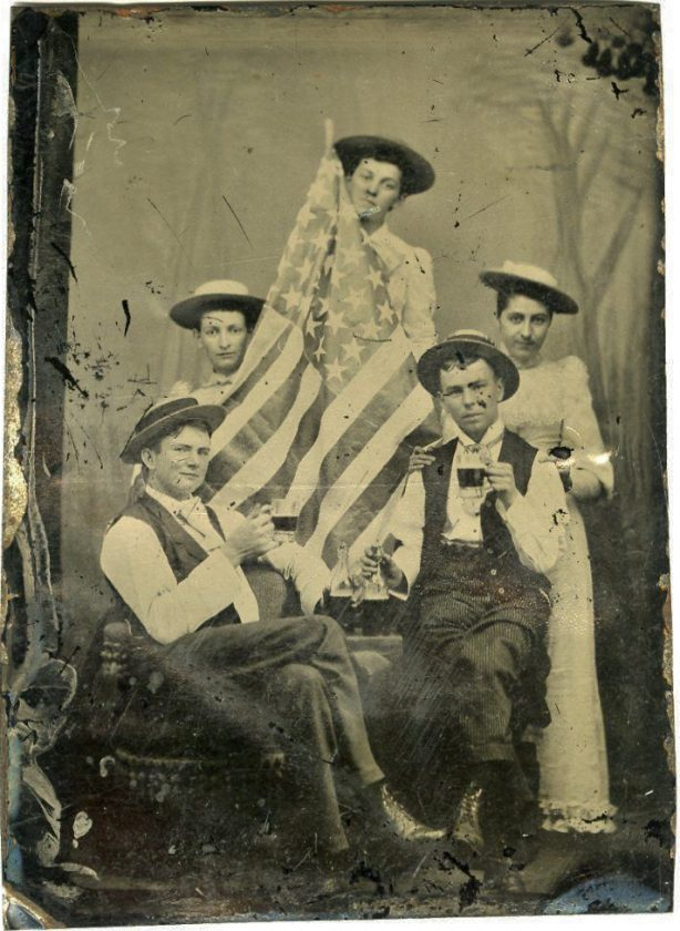 photo-ancienne-drapeau-americian-09