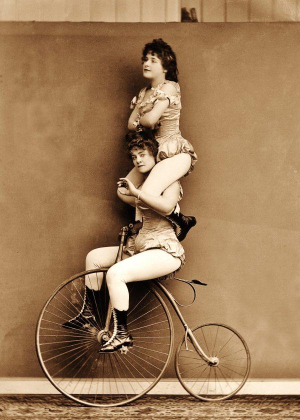 Trick Cyclists