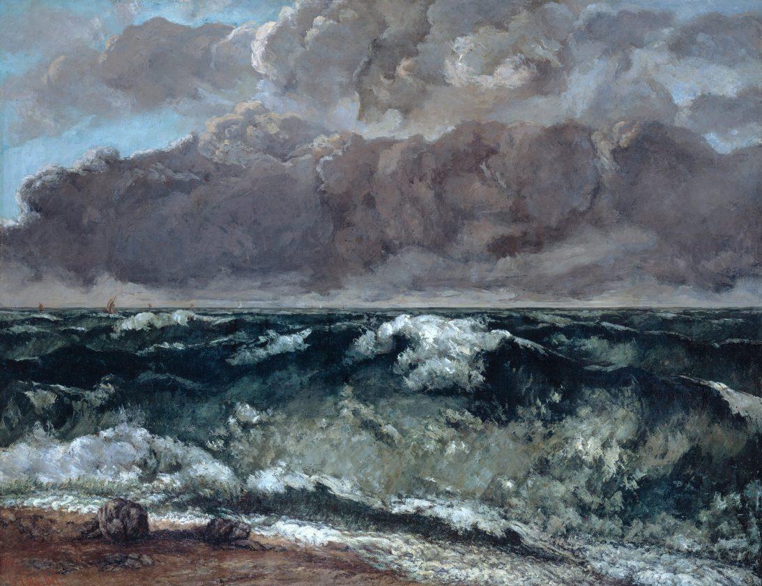 Gustave_Courbet_-_La_vague