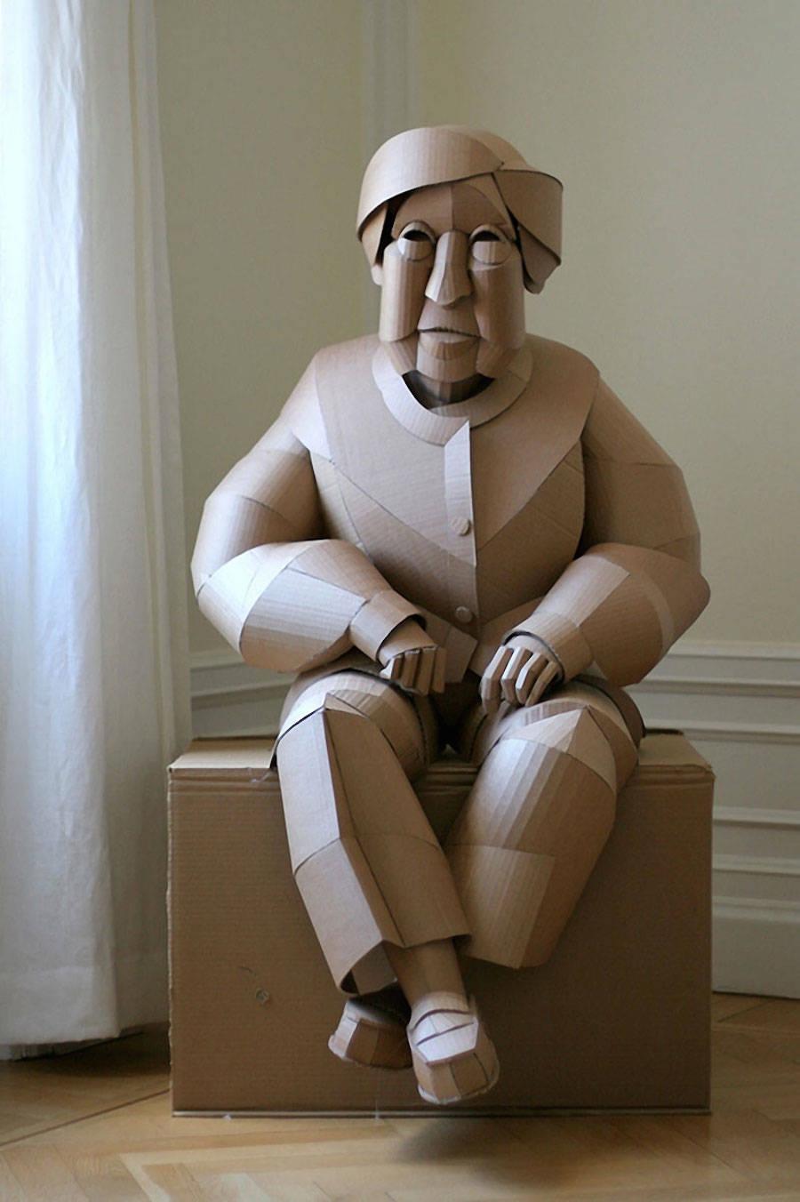 Relativ chine-sculpture-carton-02 - La boite verte IJ23