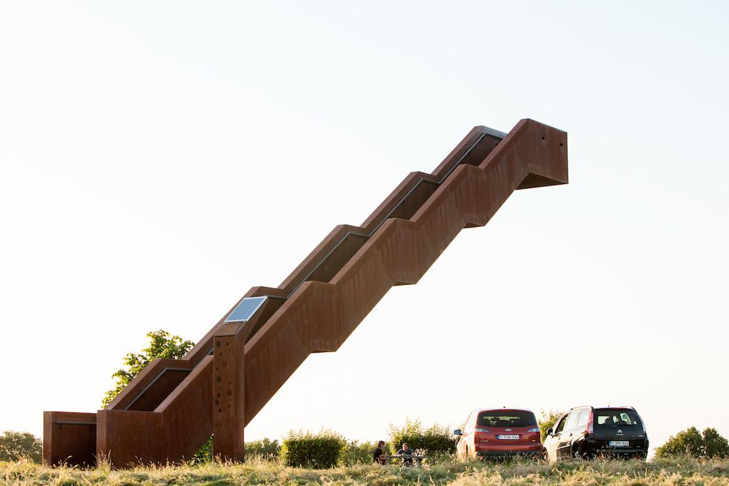 escalier-observation-Tielt-Winge-08