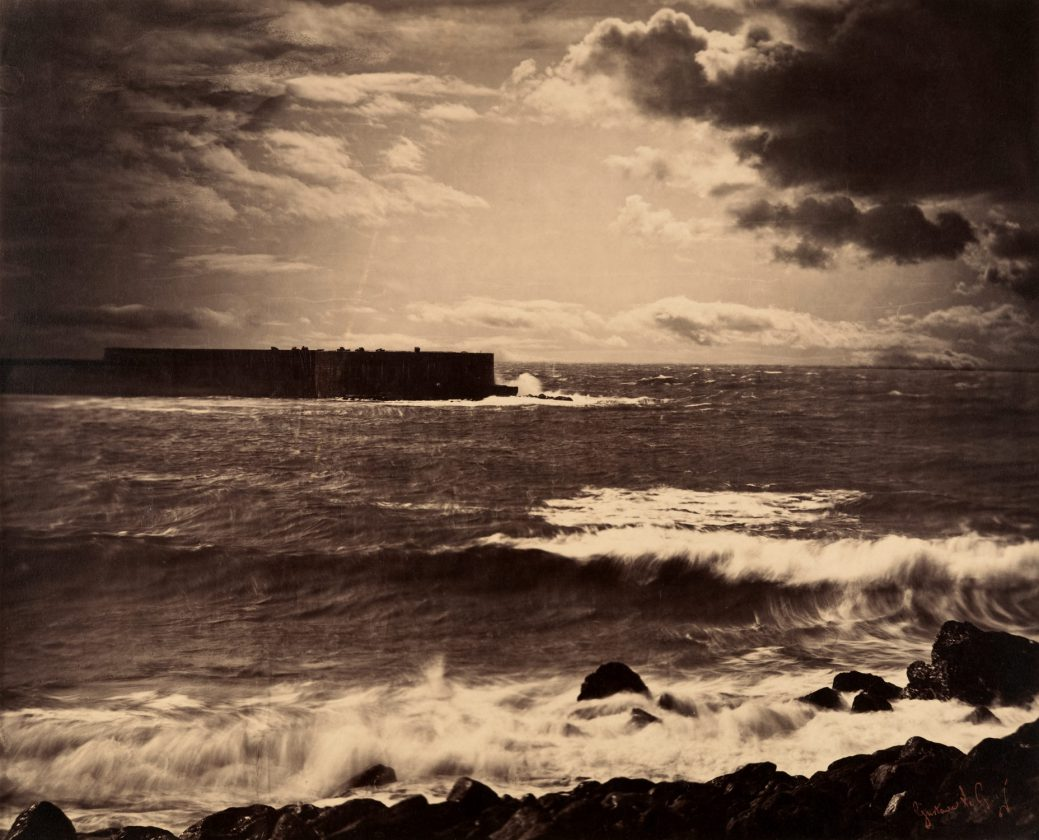 gustave-le-gray-vague