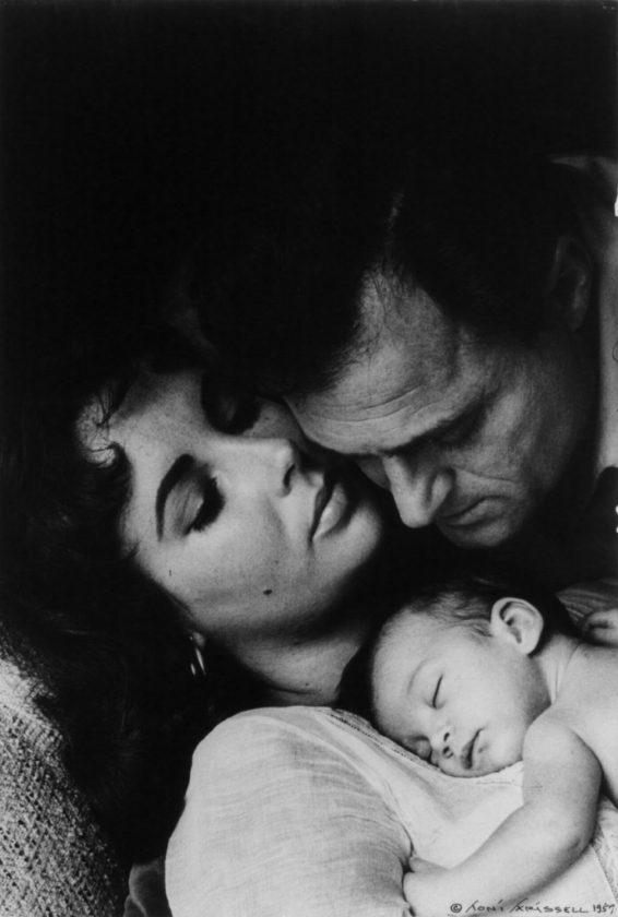 Elizabeth Taylor et Mike Todd