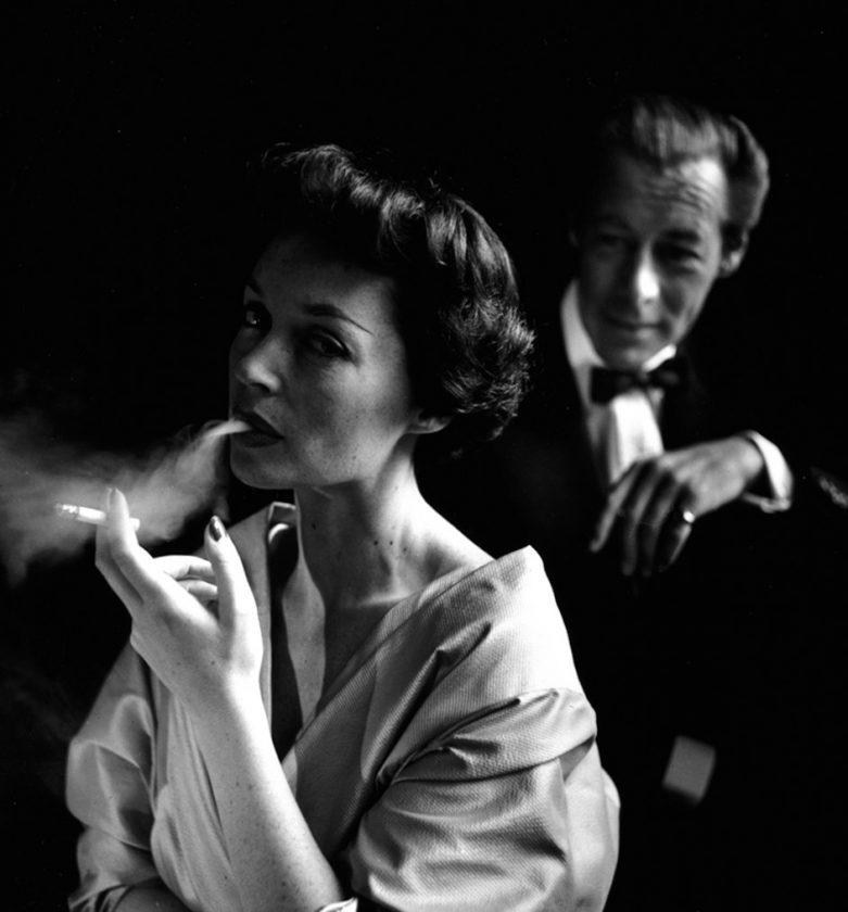 Lilli Palmer et Rex Harrisson