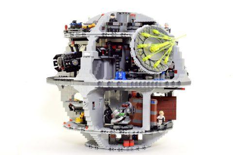 Le meilleur timelapse de construction de Lego
