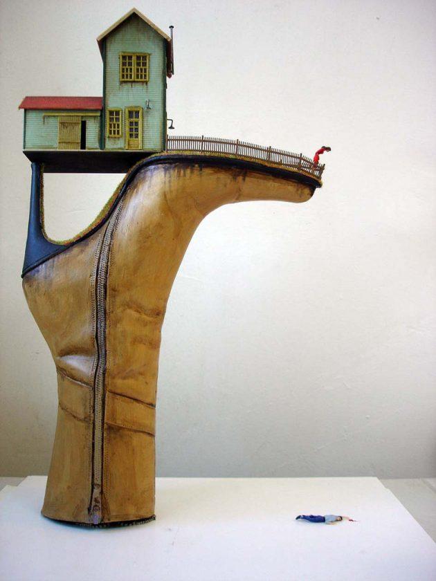 sculpture-chaussure-costa-magarakis-07