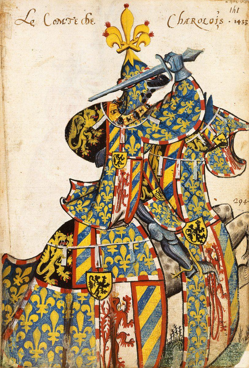 Charles de Bourgogne, comte de Charolais