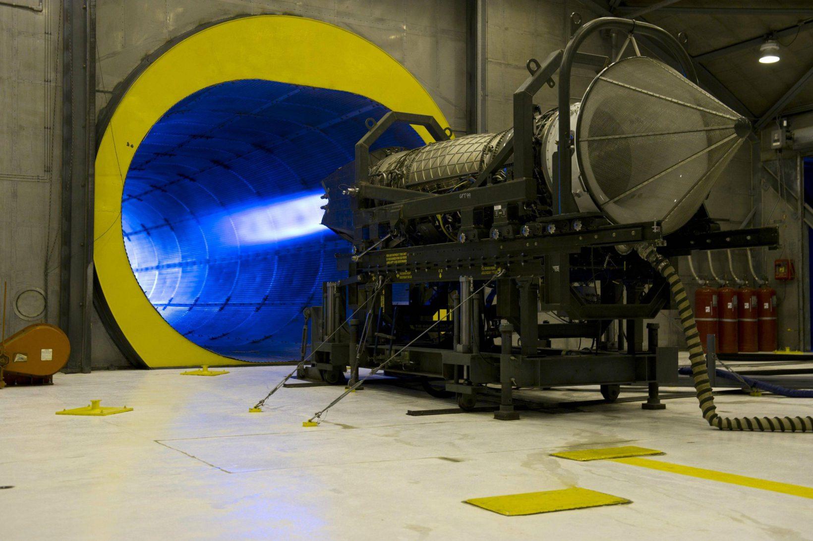 Pratt & Whitney F119