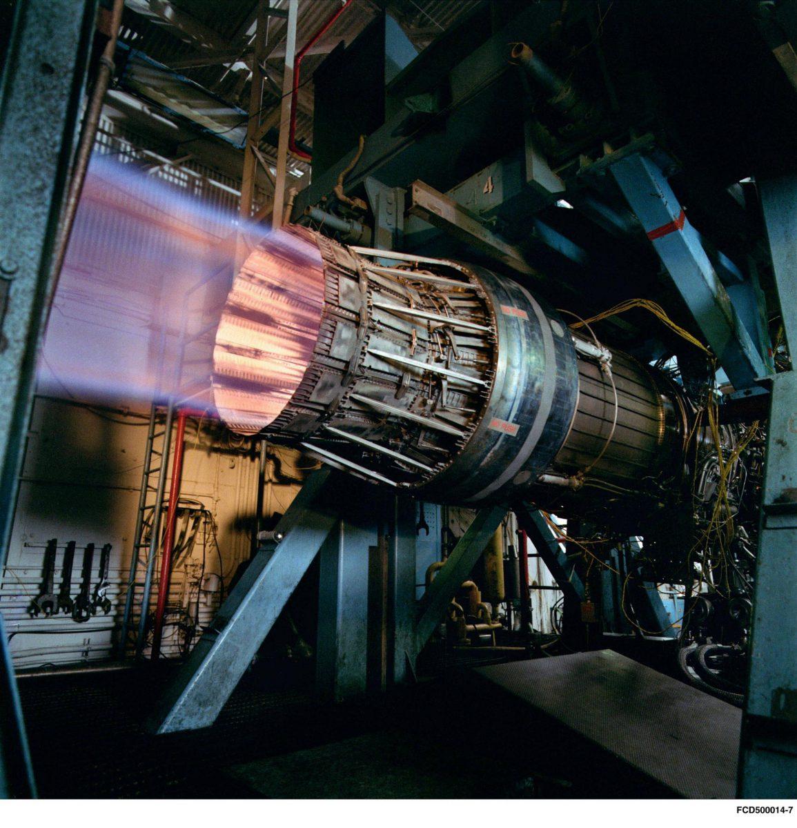 Pratt & Whitney F100