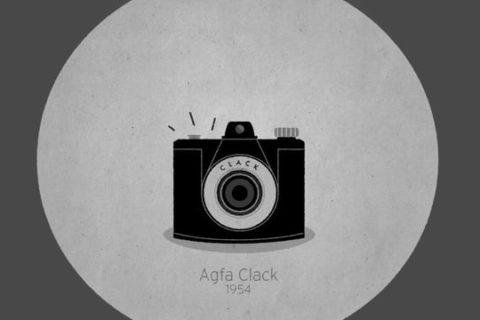 Une histoire des appareils photos iconiques