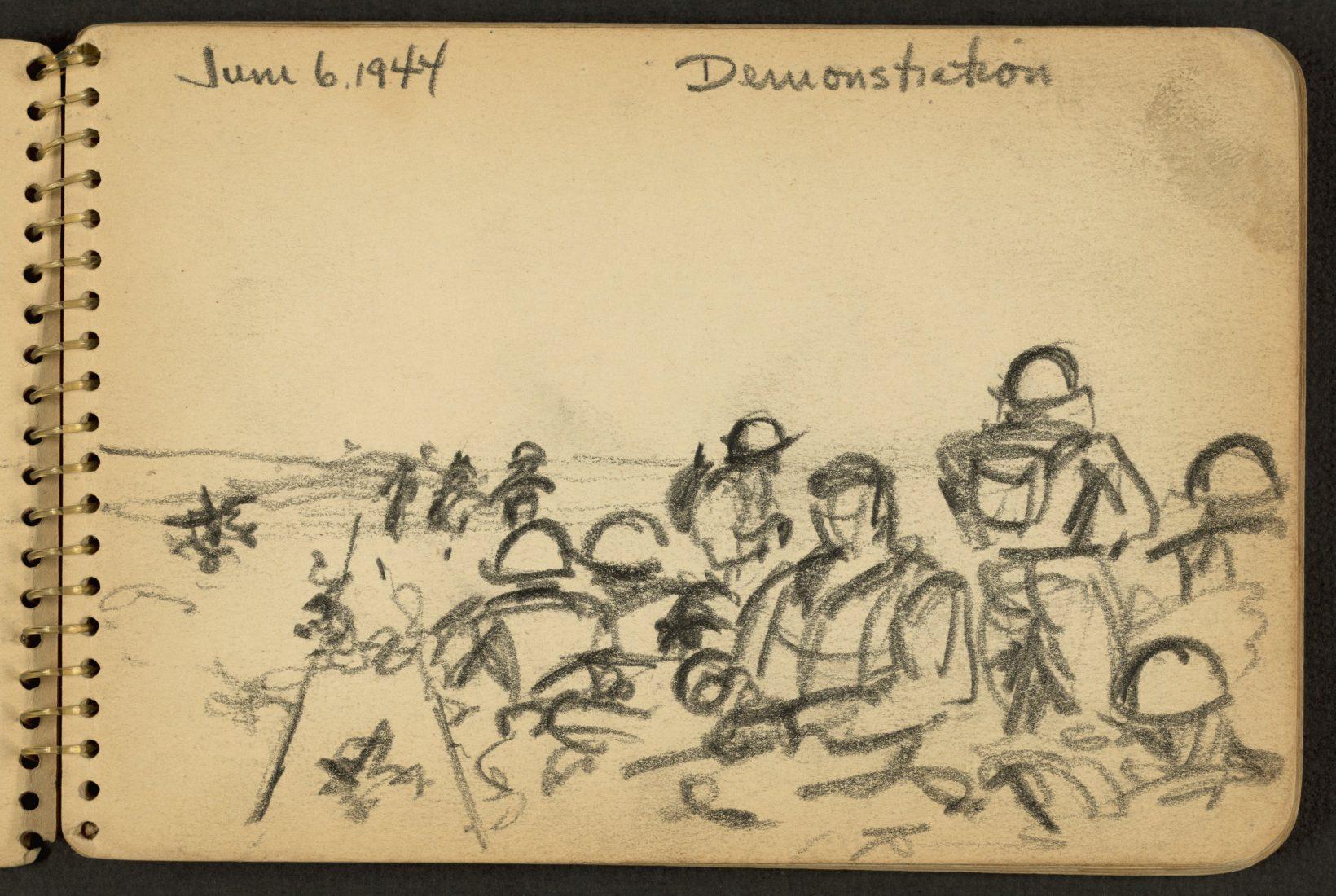 victor-lundy-carnet-croquis-seconde-guerre-mondiale-16