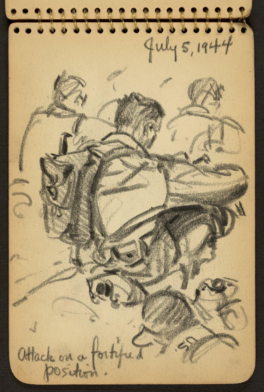 victor-lundy-carnet-croquis-seconde-guerre-mondiale-24 ...