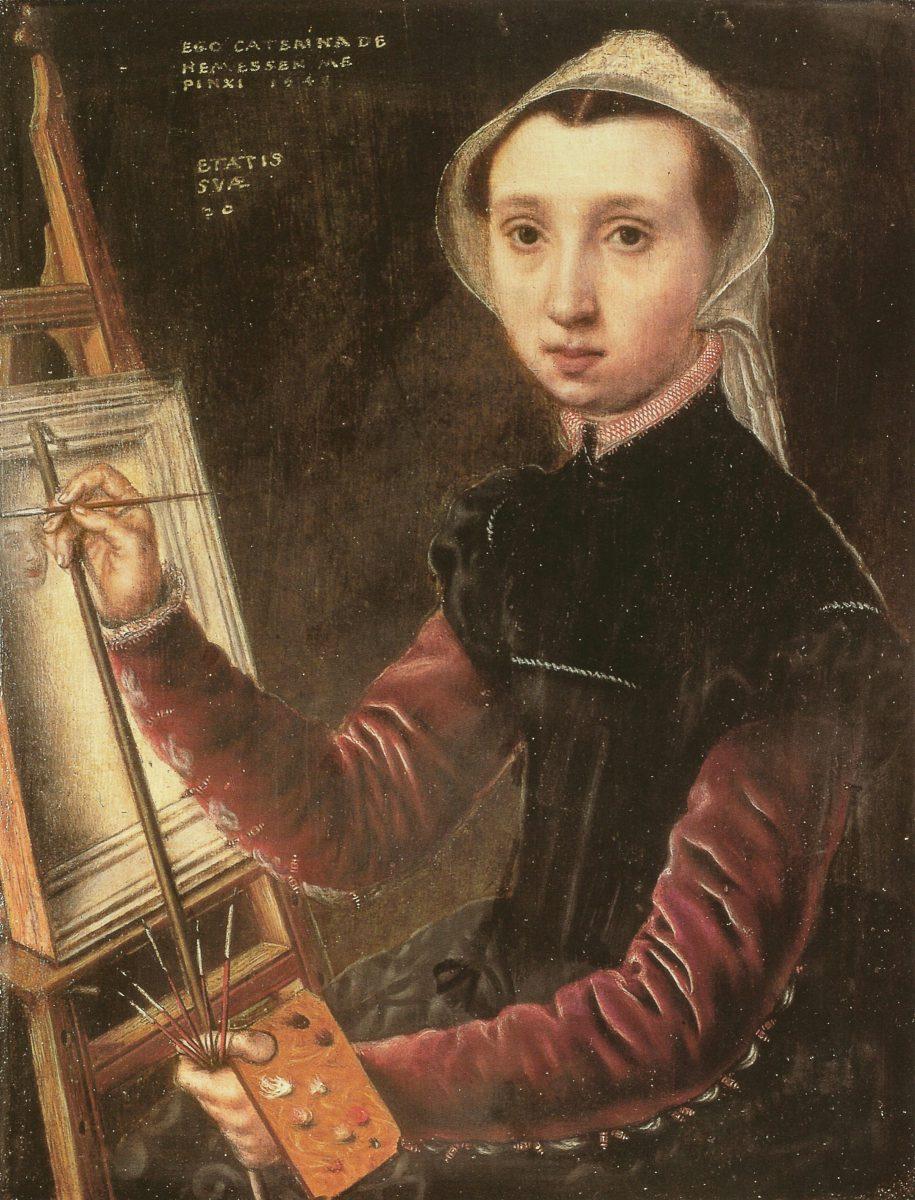 Catharina van Hemessen - 1548