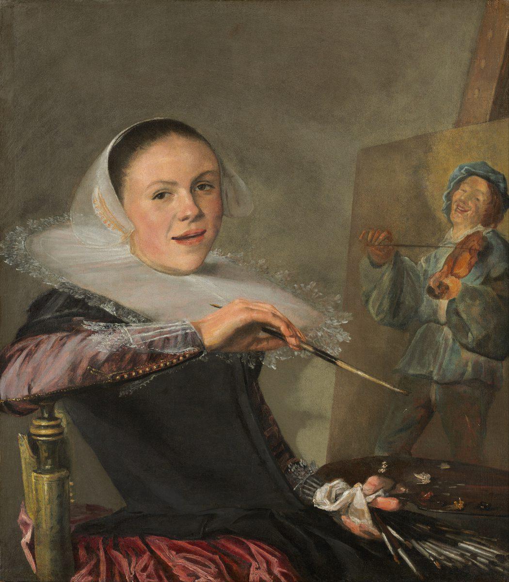 Judith Leyster - 1633