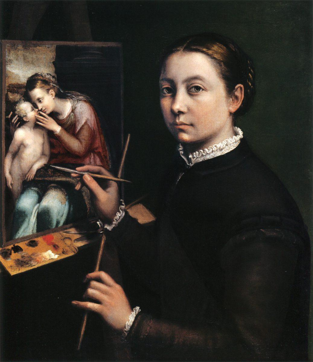 Sofonisba Anguissola - 1556
