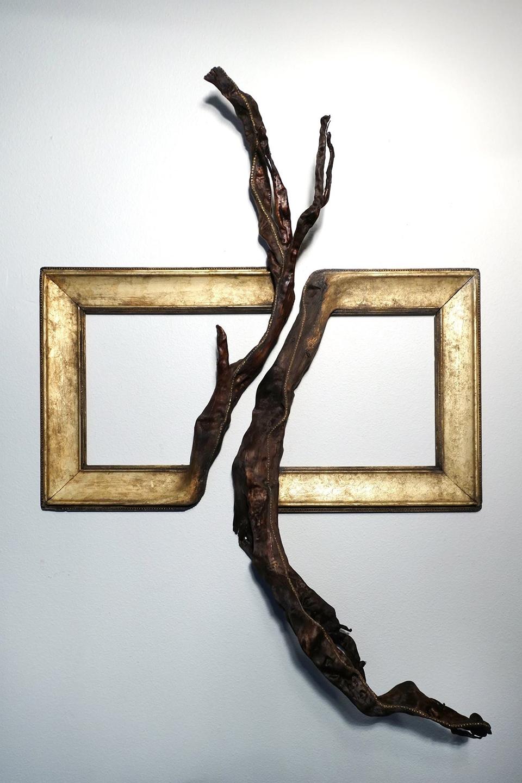cadre photo arbre branche 14 la boite verte. Black Bedroom Furniture Sets. Home Design Ideas